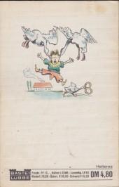 Verso de Naturgeschichtliches Alphabet und andere Bildergeschichten