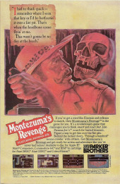 Verso de New Mutants (The) (1983) -23- Shadowman