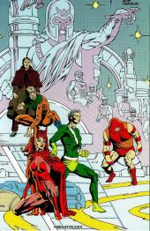 Verso de Official Marvel index to the X-Men (The) (1987) -1- The Official Marvel Index To The X-Men