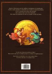 Verso de Questor -3- Le Prince aux crabes d'or