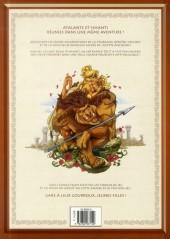 Verso de Atalante - L'Odyssée -1- Ramsès l'intrépide