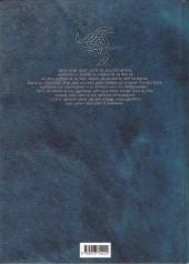 Verso de Les larmes du démon -2- La roussotte