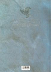 Verso de Les larmes du démon -1- Marie