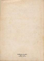 Verso de Fantask (1re Série - LUG) -Rec01- Album N°1 (du n°1 au n°3)