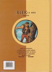 Verso de Blek le roc (L'intégrale) -6- Intégrale 6
