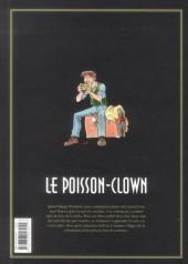 Verso de Le poisson-clown -INT- Intégrale