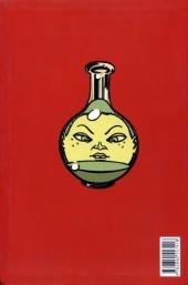 Verso de Lili & Winker -2- Le labo