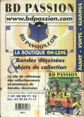 Verso de (DOC) BDM -13- Trésors de la Bande Dessinée 2001-2002