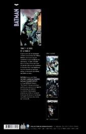 Verso de Batman (DC Renaissance) -3- Le Deuil de la famille