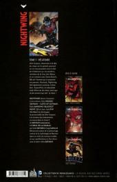 Verso de Nightwing -3- Hécatombe