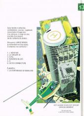Verso de Largo Winch -1pub- L'héritier
