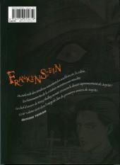 Verso de Frankenstein (Ito) - Frankenstein