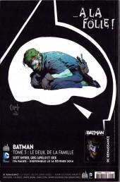 Verso de Justice League Saga -4- Numéro 4