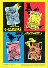 Verso de Tif et Tondu -7a1975- Plein gaz