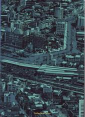 Verso de Vie de Mizuki -3- L'apprenti