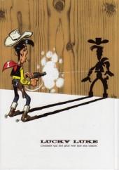 Verso de Lucky Luke -46Cof- Le fil qui chante