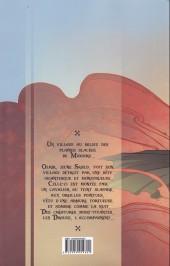 Verso de Le dévoreur de Temps -1- Le Dévoreur De Temps