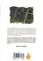 Verso de Zéro pour l'éternité -5- Tome 5