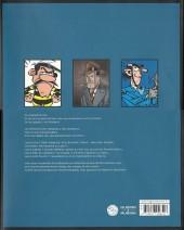 Verso de (DOC) Études et essais divers -'- Méchants - Crapules et autres vilains de la bande dessinée