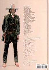 Verso de Blueberry - La collection (Hachette) -3526- Le Raid infernal