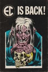 Verso de E.C. Classic Reprint (1973) -1- The crypt of terror #1