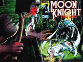 Verso de Moon Knight Special Edition (1983) -2- An Eclipse Waning/Nights Born Ten Years Gone
