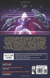 Verso de Classic Battlestar Galactica (2013) -INT01- Memorial
