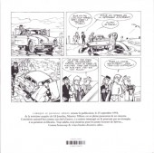 Verso de Gil Jourdan -3TL3- La voiture immergée