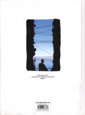 Verso de Clandestino (Aurel) - Un reportage d'Hubert Paris - Envoyé spécial