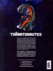 Verso de Les thanatonautes -3- Le Temps des professionnels