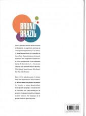 Verso de Bruno Brazil -INT3- Intégrale 3