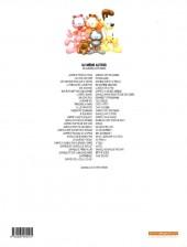 Verso de Garfield -26Ind2012- Ça déménage !