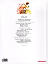 Verso de Garfield -58- Félin pour l'autre