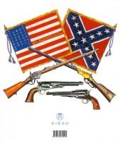 Verso de (AUT) Funcken -U8 1b2014- Uniformes et Armes des Soldats des États-Unis - tome 1