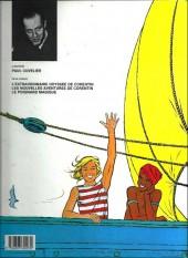 Verso de Corentin (Cuvelier) -2c1984- Les nouvelles aventures de Corentin