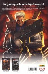 Verso de X-Men - Trilogie du Messie -2- La guerre du Messie