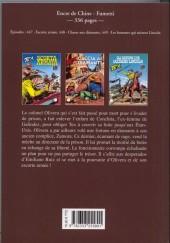Verso de Tex (recueils) (Clair de Lune)  -447448 449- Escorte armée