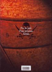 Verso de Barracuda (Jérémy) -1b- Esclaves