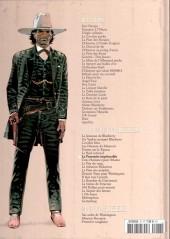 Verso de Blueberry - La collection (Hachette) -3627- La Poursuite impitoyable