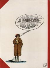 Verso de Nicéphore Vaucanson -1- Evergreen