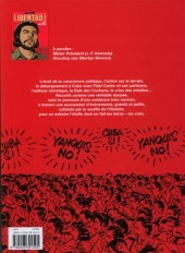 Verso de Rebelles -1- Libertad ! - Che Guevara