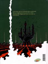 Verso de Donjon Monsters -3- La carte majeure