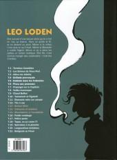 Verso de Léo Loden (Intégrale) -5- Intégrale 5