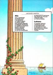 Verso de Alix -13a1982- Le spectre de Carthage