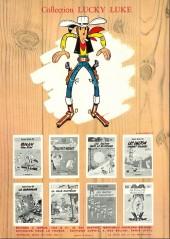 Verso de Lucky Luke -19b1966- Les rivaux de Painful Gulch