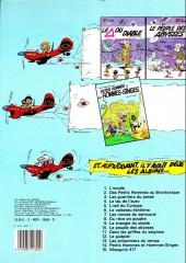 Verso de Les petits hommes -1a1984- L'exode