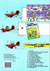 Verso de Les petits hommes -3d84- Les guerriers du passé