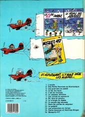 Verso de Les petits hommes -8c84- Du rêve en poudre