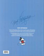 Verso de Mickey Mouse (L'âge d'or de) -9- Iga Biva et le secret de Moouk et autres histoires (1950-1952)
