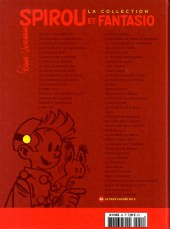 Verso de Spirou et Fantasio - La collection (Cobra) -54- La face cachée du Z